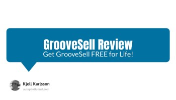 GrooveSell Review 2020