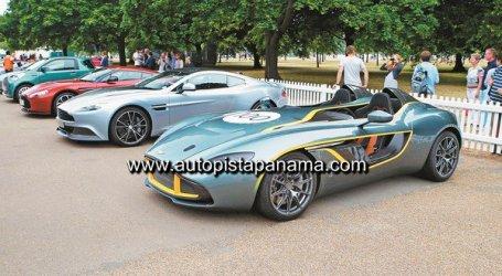 100 años de Aston Martin