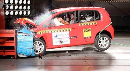 Cinco estrellas para un Volkswagen fabricado en Brasil