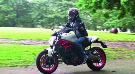 Ducati Monster M821, con nueva tecnologia