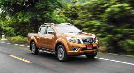 Nissan NP300 Frontier, retador de peso