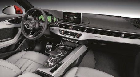Estética y tecnología en la nueva generación del Audi A4