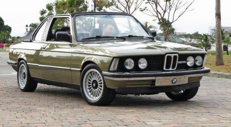 BMW 323i Baur. Convertible de compromiso
