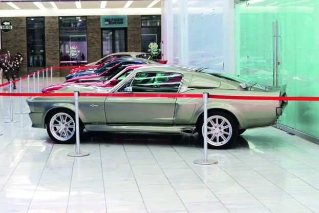 Ford Mustang Eleonor 1967