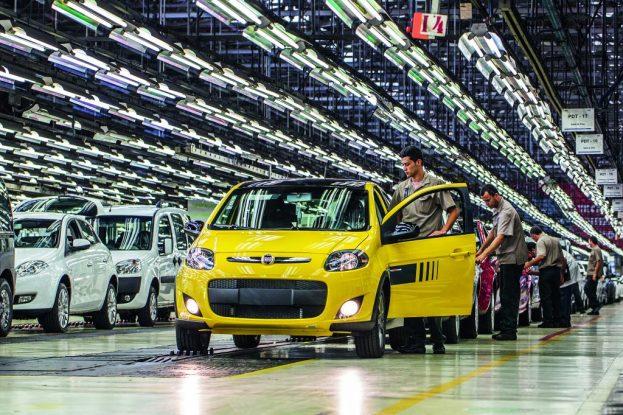 Fiat Automóveis Betim MG Transmissões Foto Leo Lara/Studio Cerri