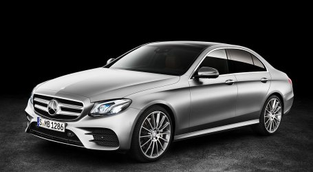 MERCEDES BENZ CLASE E | Panama Motor Show Tolda Stand 213
