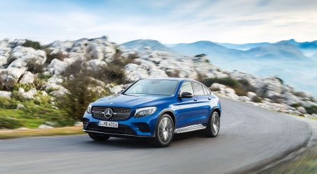 MERCEDES BENZ GLC COUPE | Panama Motor Show Tolda Stand 213