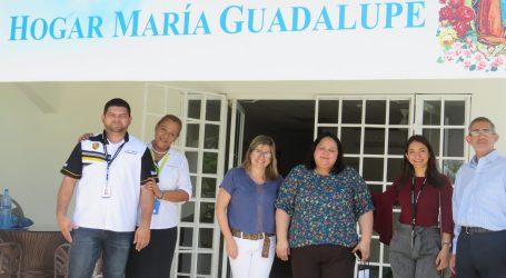 PORSCHE COLABORA CON HOGAR MARIA GUADALUPE