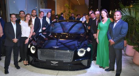 PRESENTAN AL BENTLEY CONTINENTAL GT