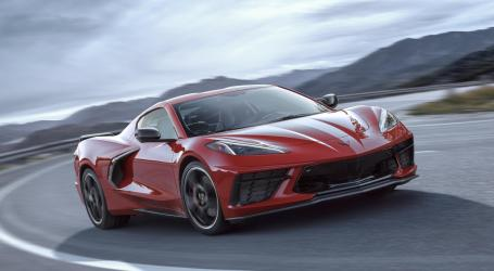 El Nuevo Corvette Stingray 2020