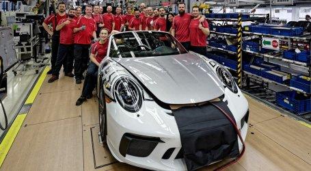 Porsche recauda un millón de dólares para COVID-19