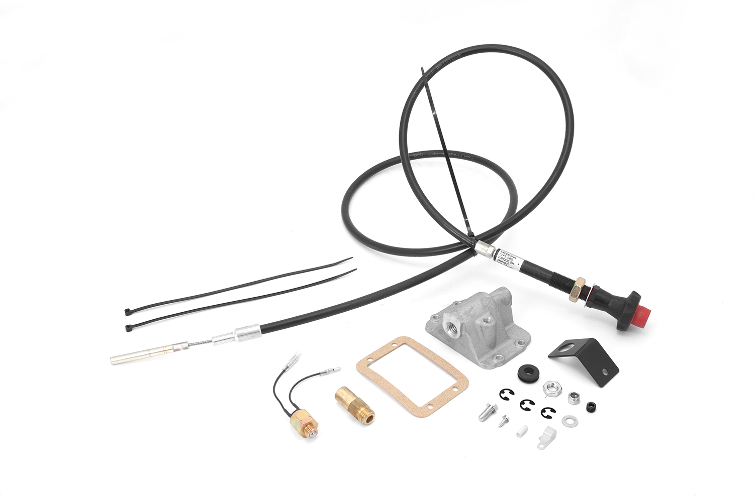 Alloy Usa Differential Cable Lock Kit With D44 Or