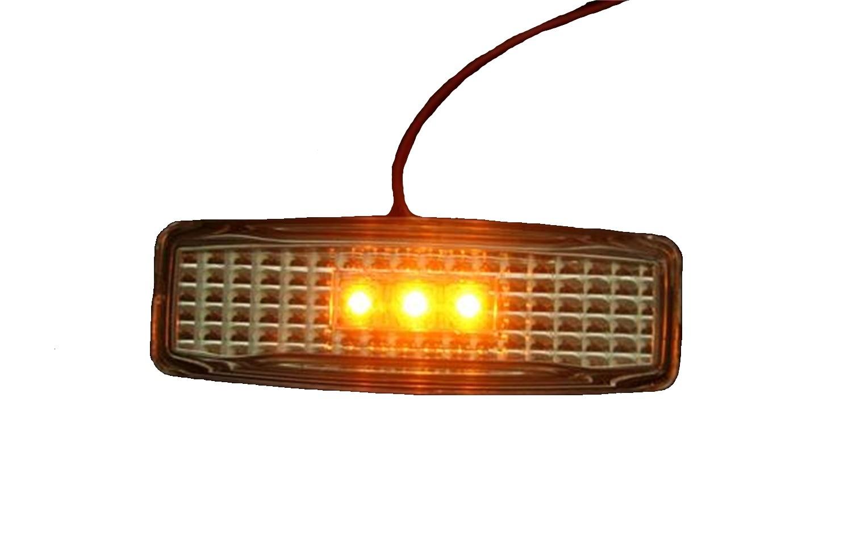 Led Fender Marker Lights