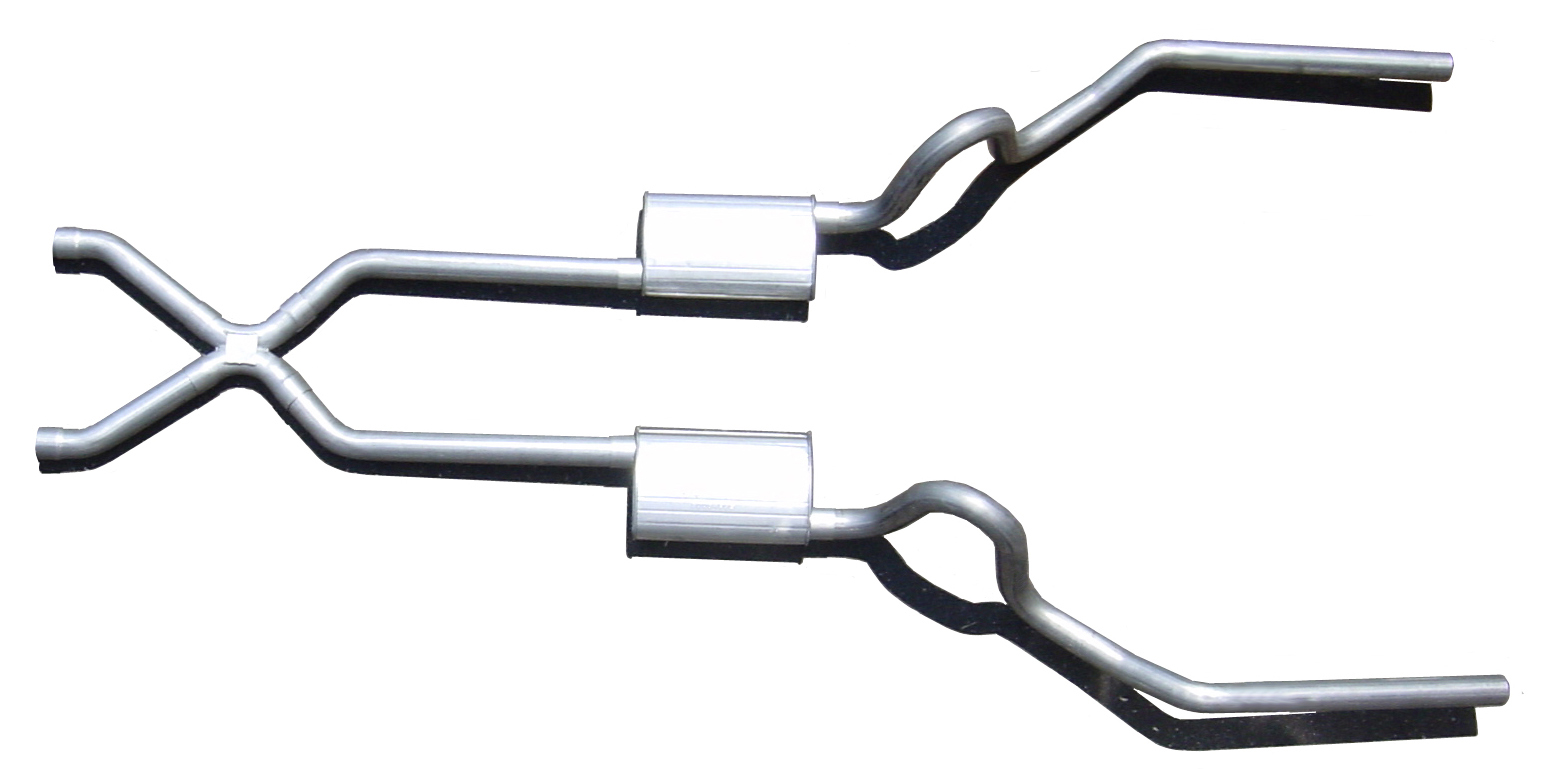 Pypes Performance Exhaust Sga10s 64 72 A Body 2 5in