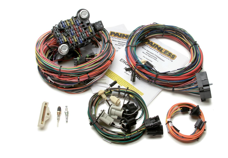 Painless Wiring 20112 Painless Performance 18-Circuit 1970