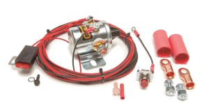 Painless Wiring 30206 Remote Master Disconnect Kit Mechanical Latching Solenoid | Autoplicity