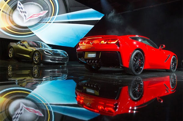 Avant Premiere del Chevrolet Corvette Stingray 2014