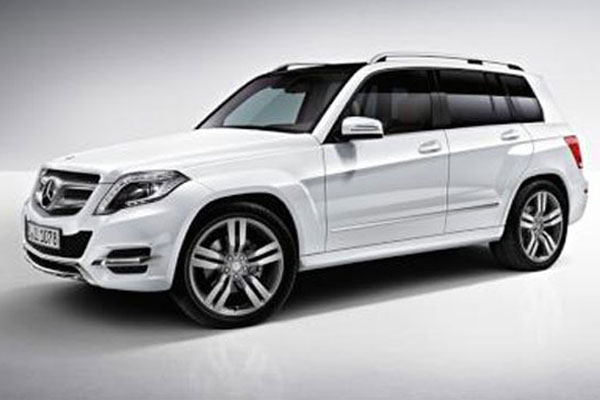Nueva Mercedes Benz GLK 300 4Matic