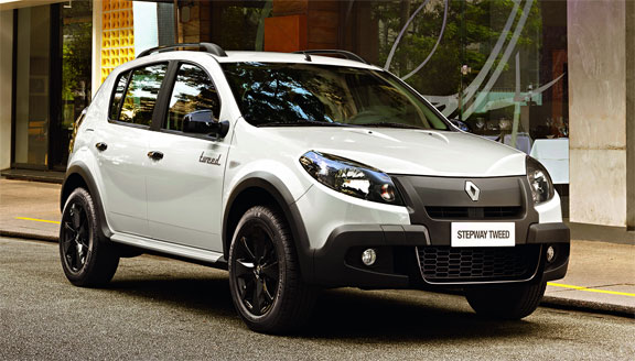 sandero stepway tweed