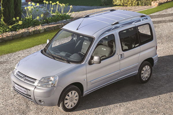citroen Berlingo Multispace XTR