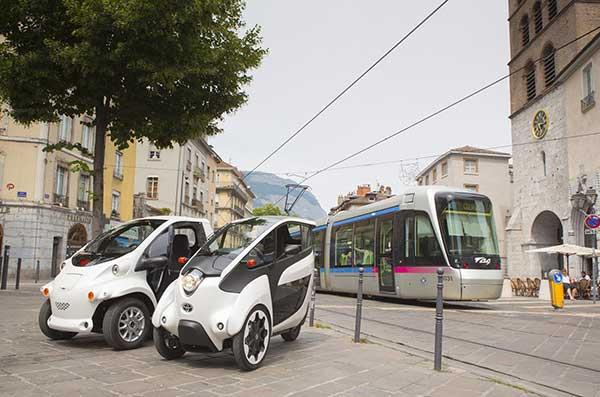 toyota smart city