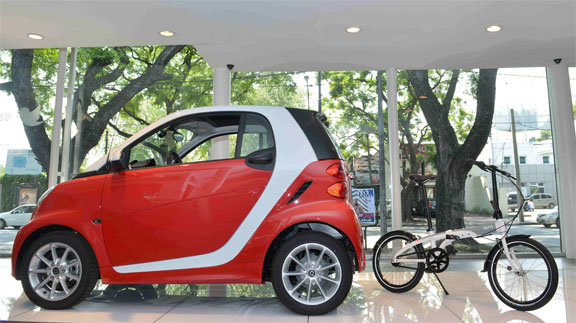 smart mas bicicleta plegable