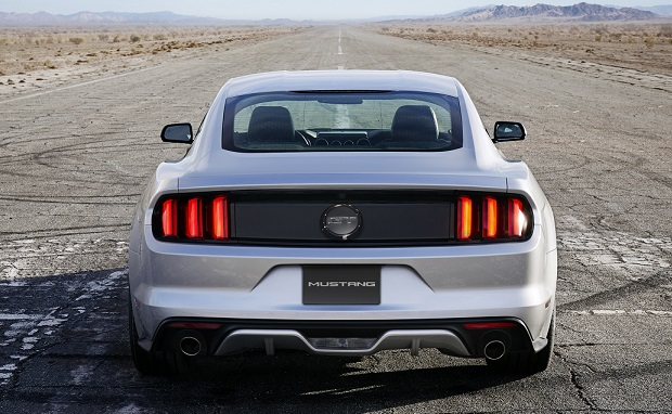 nuevo Ford Mustang GT