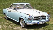 Borgward Isabella Coupe 3
