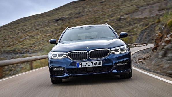 2017 BMW 5 touring