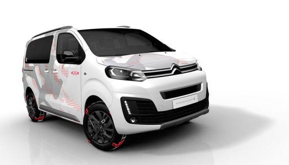 Citroën Spacetourer 4x4 Ë Concept 1