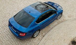 Škoda Octavia facelift 4