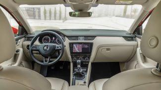 Škoda Octavia facelift 6