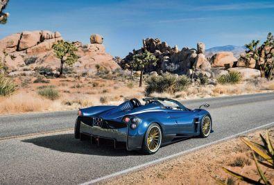 Pagani Huayra Roadster 2
