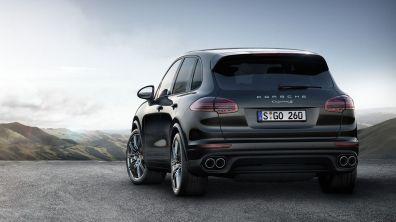 Porsche Cayenne s Platinum-edition (1)