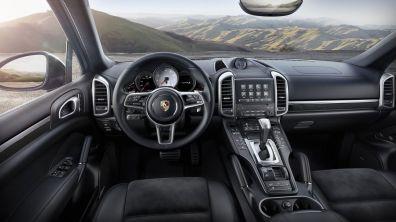 Porsche Cayenne s Platinum-edition (2)