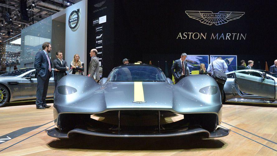 Cosworth se izlanuo: Aston Martin Valkyrie ispaljivat će 1130 KS