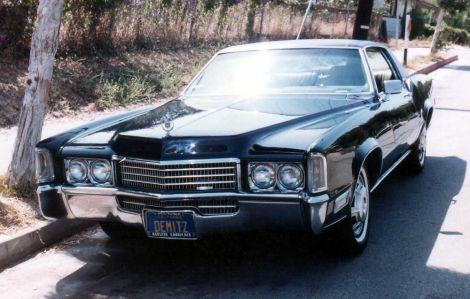 Cadillac Eldorado 5