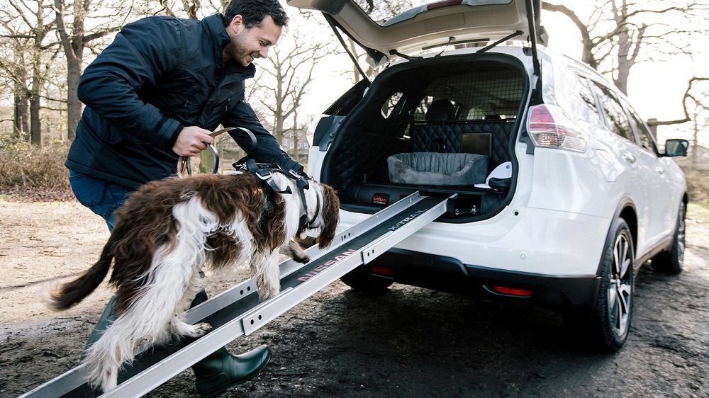 Nissan X-trail 4dogs concept 01