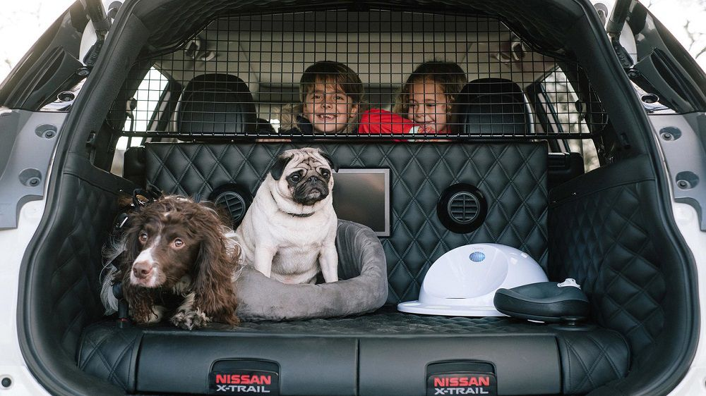 Nissan X-trail 4dogs concept 02