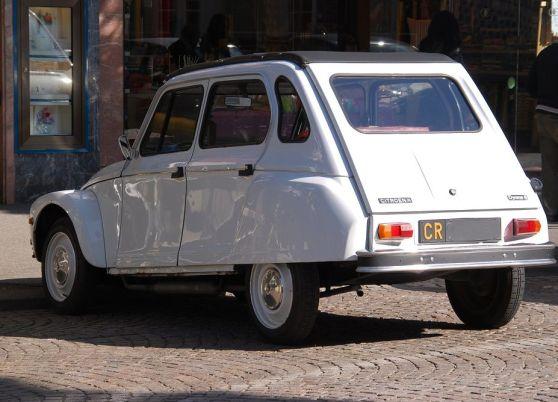 Citroën Dyane 3