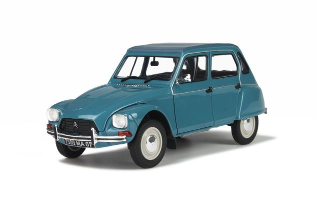 Citroën Dyane 4