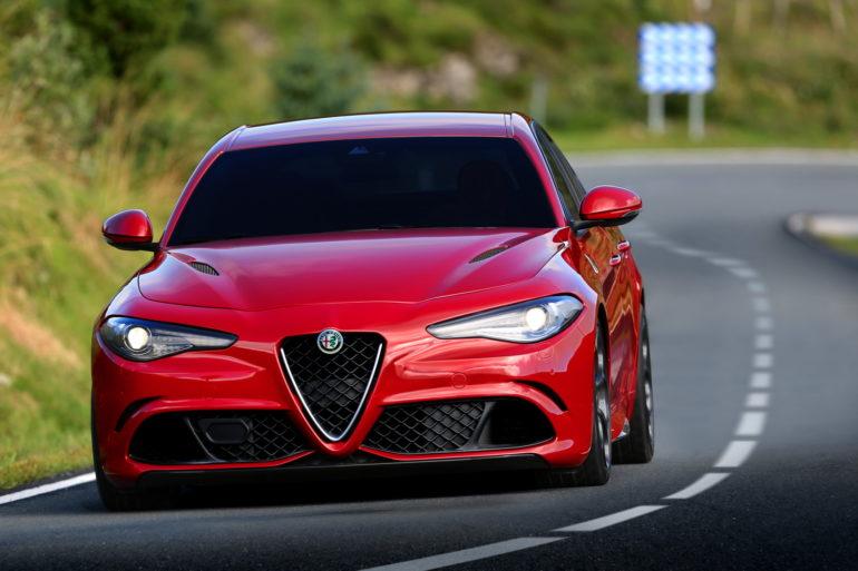Alfa Romeo Giulia GTC Coupe ispaljivat će 641 KS