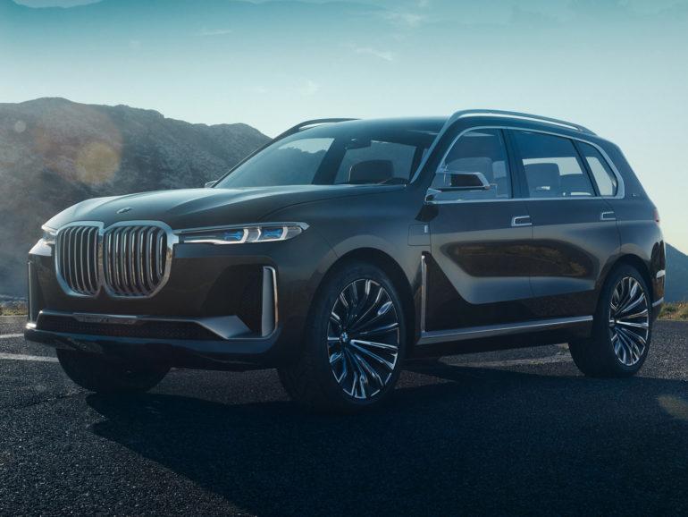 Bavarci pripremaju BMW X7 M Performance