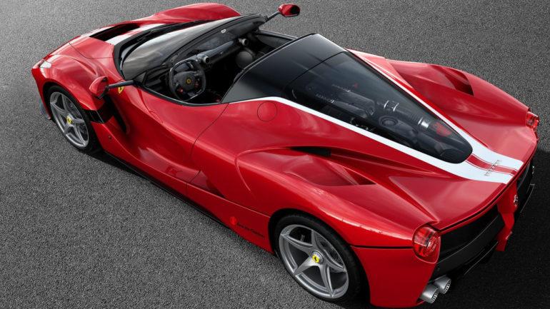 Ferrari vraća Targu