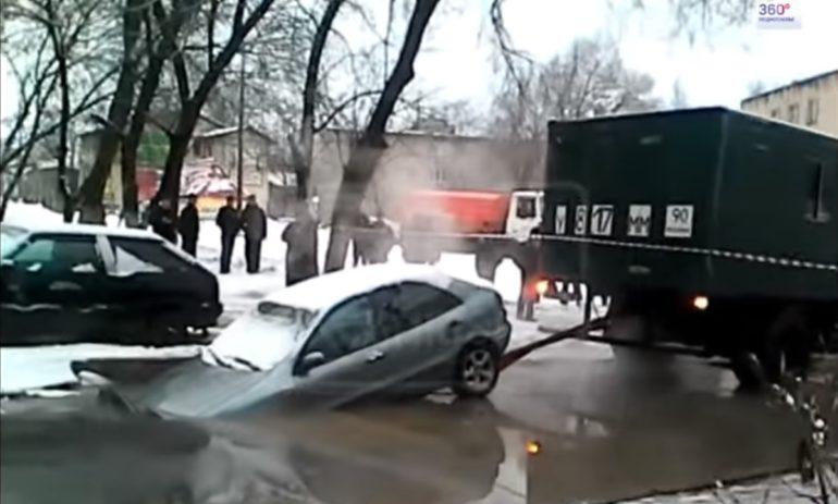 Video: Kako se NE izvlači automobil