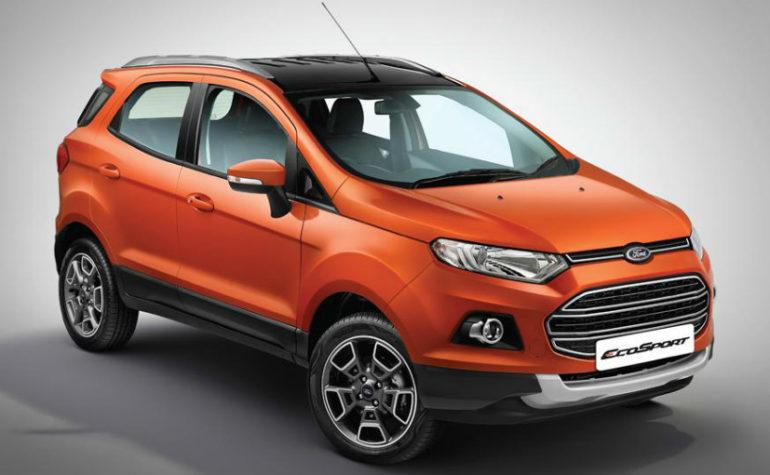 Novi Ford EcoSport već od 116.990 kuna