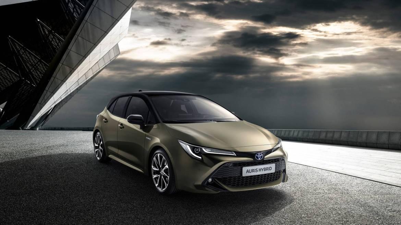 Ženeva 2018.: Toyota Auris