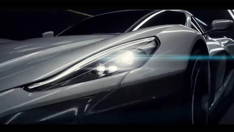 Rimac objavio najavni video modela Concept Two