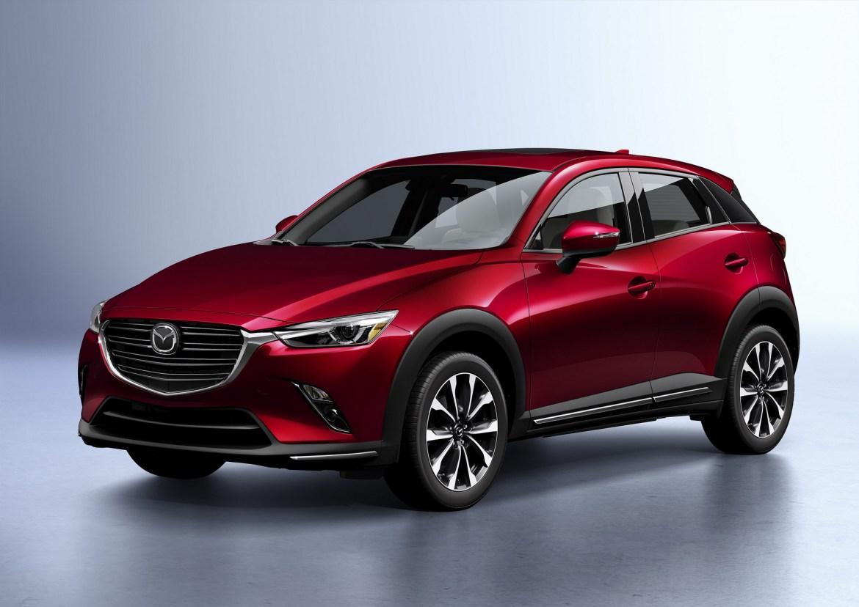 U New Yorku otkrivena osvježena Mazda CX-3