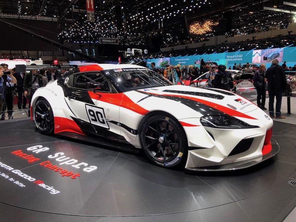 Nova Toyota Supra s 340 KS stiže na salon u Parizu